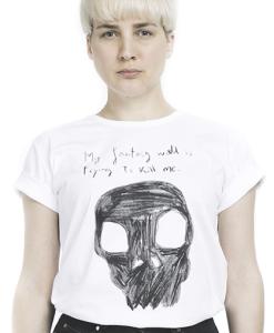Antïk new concept. El espacio de los nuevos creadores. Camiseta , Aitor Saraiba, My fantasy World