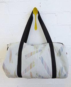 antik new concept el espacio de los nuevos creadores bolsa gimnasio tela reciclada Colajet
