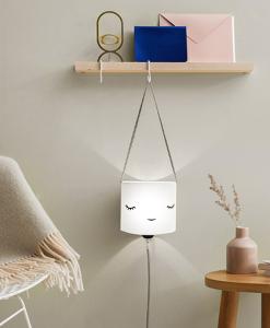 Antik new concept, el espacio de los nuevos creaadores. Lámpara infantil criaturas.